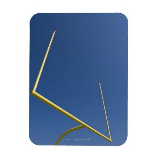 Football Goal Post 2 Rectangular Magnets