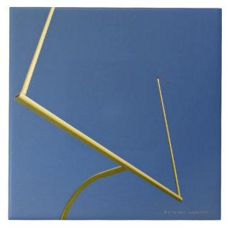 Football Goal Post 2 Tile