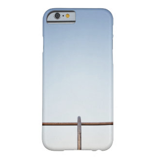 Football goal post barely there iPhone 6 case