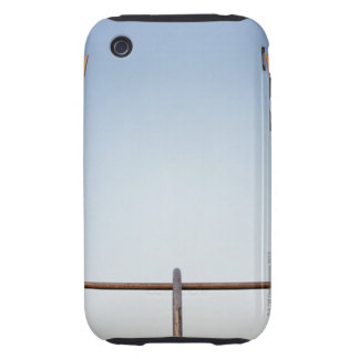 Football goal post iPhone 3 tough cases