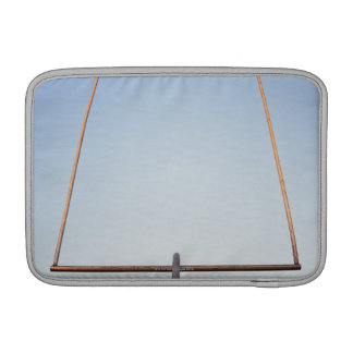 Football Goal Post MacBook Sleeve