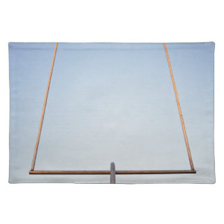 Football Goal Post Placemat