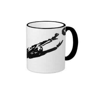football,goal,sport,gym,compete ringer mug