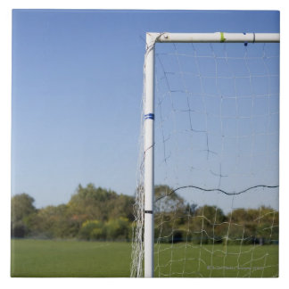 Football goal tile