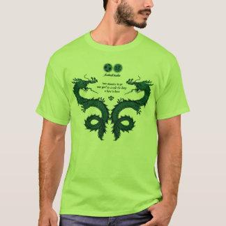 Football Haiku #6 (Lime) T-Shirt