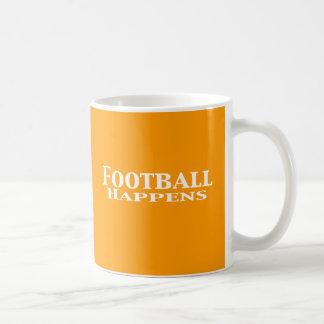 Football Happens Gifts Mug
