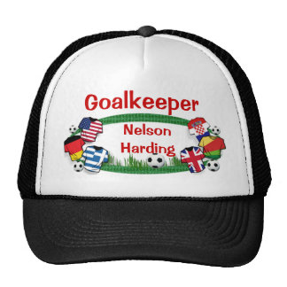 Football ~ Hat # 4
