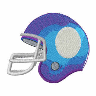 Football Helmet Letter Drop