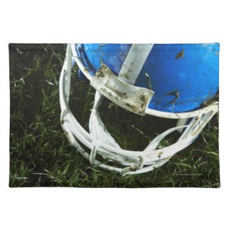 Football Helmet Placemat