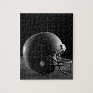 Football helmet puzzles
