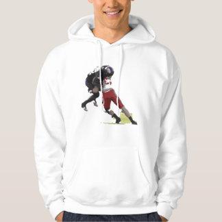 Football Hit 2 Mens Hoodie