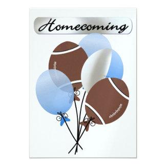 Football Homecoming Invitation by SRF