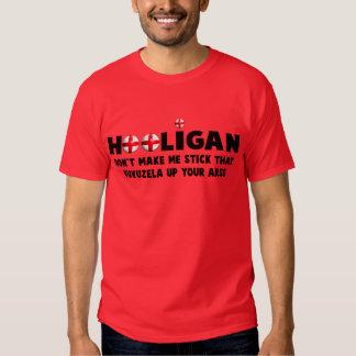 Football hooligan tshirt