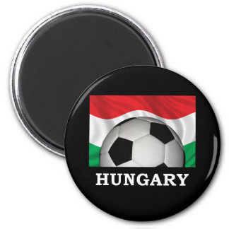 Football Hungary Magnet