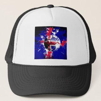football Iceland Trucker Hat