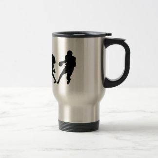Football image for Travel/Commuter Mug