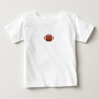 FOOTBALL IMAGE ON ITEMS BABY T-Shirt