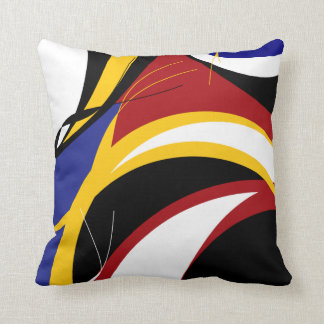 """Football Inspired Theme Cushion"