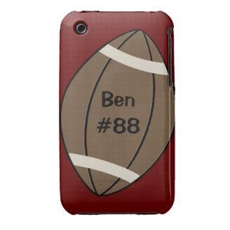 Football iPhone 3 Case