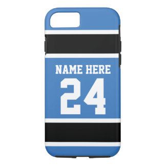 Football Jersey Custom Name Number iPhone 7 Case