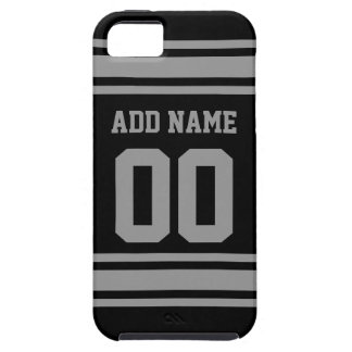 Football Jersey - Customize with Your Info iPhone 5 Cases