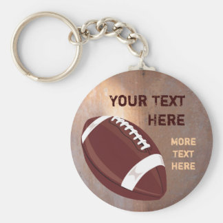 Football Keychain