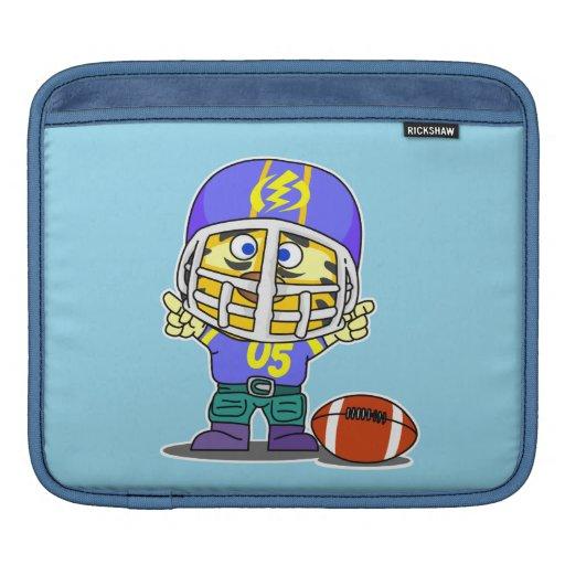 Football Kid iPad Sleeve