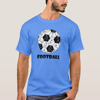 《Football 》kuroi-T Design T-S T-Shirt