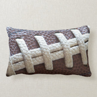 Football Laces Pillow