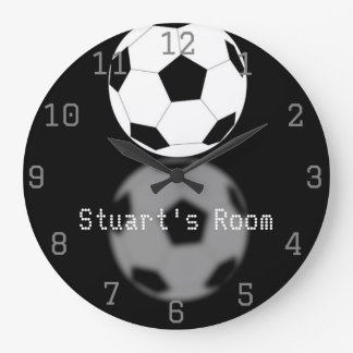 Football Large Clock