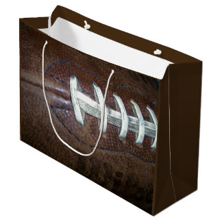 Football Large Gift Bag