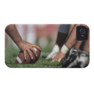 Football line of scrimmage iPhone 4 case