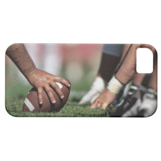 Football line of scrimmage iPhone 5 case