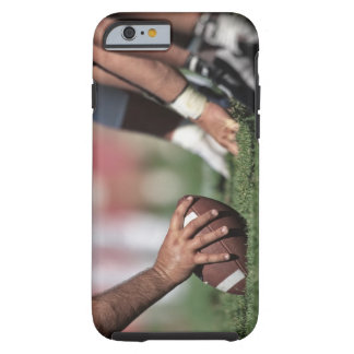Football line of scrimmage tough iPhone 6 case