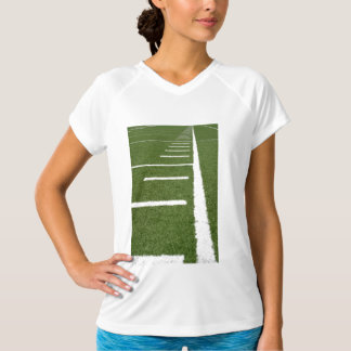 Football Lines Tee Shirts