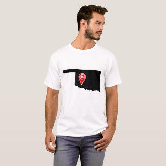 FOOTBALL LOCATION IN OKLAHOMA T-Shirt