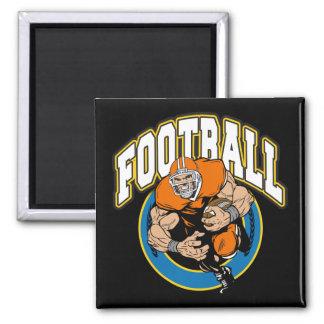 Football Logo Fridge Magnets