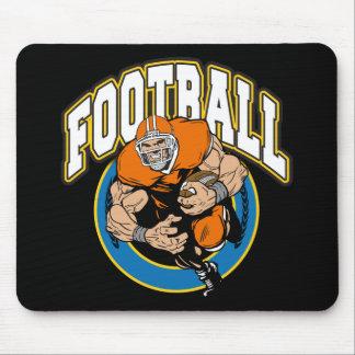 Football Logo Mouse Mat