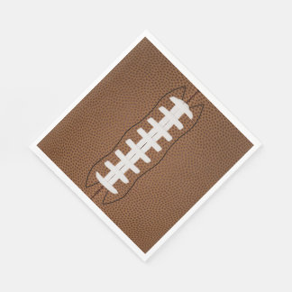 football luncheon napkin disposable serviettes