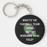 Football/ Marching Band Keychain