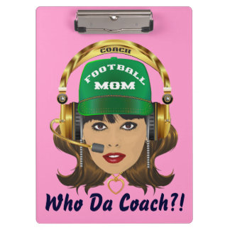 Football MOM  Customize Edit to Change Background Clipboard