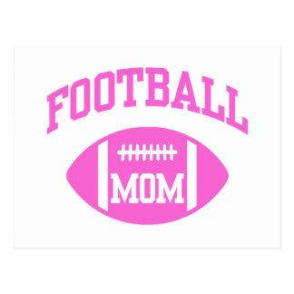 Football Mom Postcard