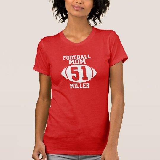 Football Mum 51 T-Shirt