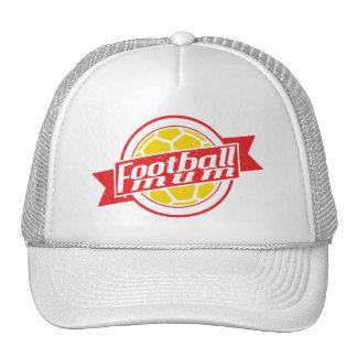 Football Mum Adjustable Hat Cap