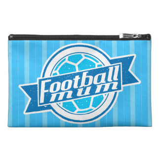 Football Mum (blue) Bag