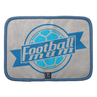 Football Mum (blue) Planners