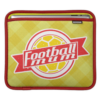 Football Mum iPad Sleeve