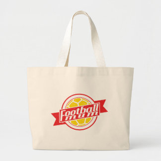 Football Mum Jumbo Tote Bag