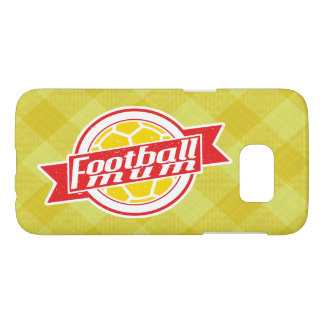 Football Mum Mobile Cover