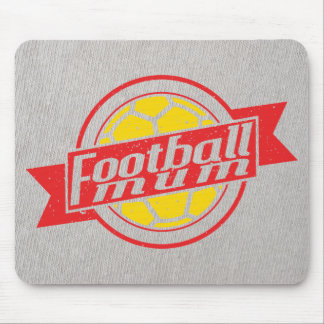 Football Mum Mouse Pad